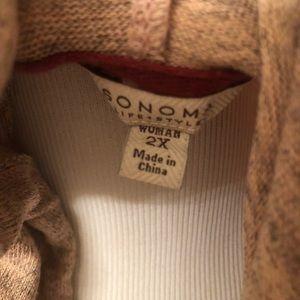 Sonoma Tops - Sonoma boho printed top